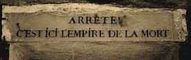 КАТАКОМБЫ ПАРИЖА (Denfert-Rochereau) – ( ПЕШЕХОДНАЯ )